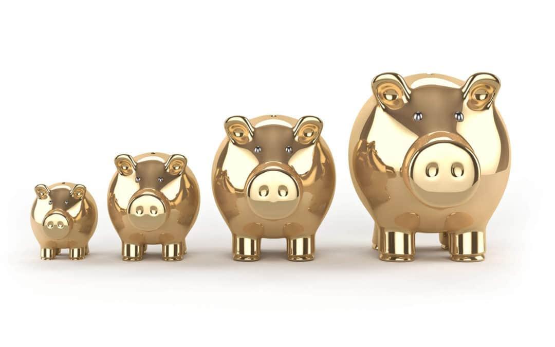 EZB-Ankäufe: Auf und nieder, immer wieder!
